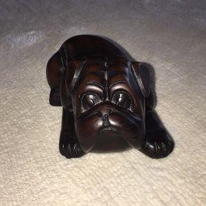 Bulldog Decor Barely Used